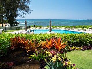 Luxuary Oceanfront, Ground Floor, 2 Bedroom~2 Bathroom with Incredible Views