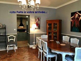 Gite Le Flamboyant Montreuil Bellay