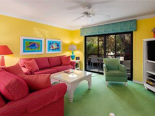 Cozy Dockside 2 bedroom, 2 bath at Sanibel Moorings Resort #1621