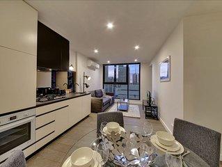 2BR Suites on Bourke in Melbourne CBD