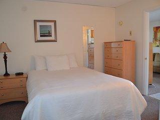 2 Bedroom Deck Suite on Lake George