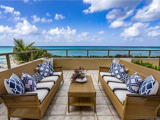 3BR, Ocean Front, Private Residence 307 at The Ritz-Carlton, Grand Cayman