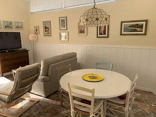Bellissimo appartamento recentemente ristrutturato a due passi dal mare