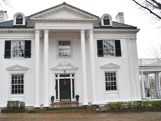 Historic Six Bedroom Home near Downtown Lynchburg