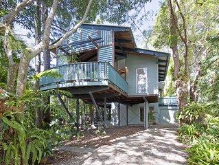 A Beautiful Treehouse Set Amongst The National Park