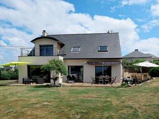 Ferienhaus Hidel (TRP 101) in Plouarzel - 10 Personen, 4 Schlafzimmer