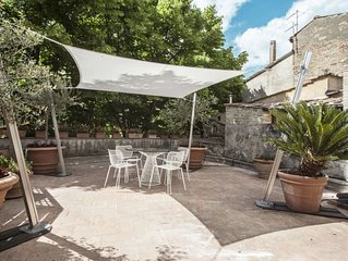 Ferienwohnung La Terrazza (SGI291) in San Gimignano - 4 Personen, 2 Schlafzimmer
