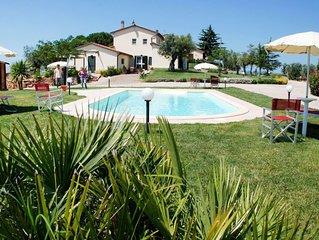 Ferienwohnung Baia degli Ulivi (MSS210) in Massa Marittima - 4 Personen, 2 Schla
