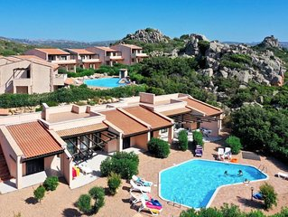 Ferienhaus Villa 10 (CPA140) in Costa Paradiso - 8 Personen, 3 Schlafzimmer