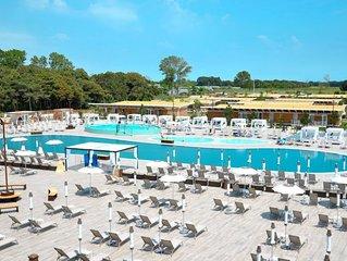 Ferienwohnung Lino delle Fate Eco Village Resort (BIB300) in Bibione - 5 Persone