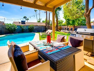 PLATINUM EXPERIENCE - N. SCOTTSDALE + FIRE PIT!