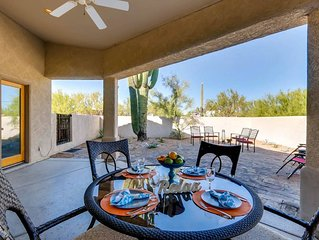 NORTH SCOTTSDALE DREAM - SLEEPS 8