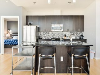 Downtown Lux 1BD 6 - One Bedroom Apartment, Sleeps 2