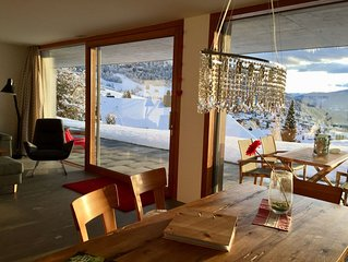 Flims/ski in-out /15.3.-1.4.17 special discount on demand/garage/ WLAN/2 bath