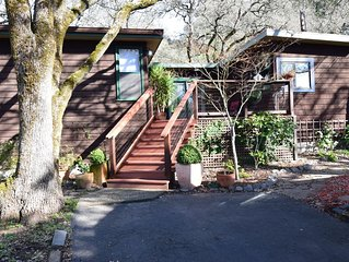 9 Oaks - 2 Bd/2ba hideaway enjoy the beauty of Sonoma