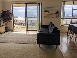 Shoreline Unit 8- Waterfront With Fantastic Views