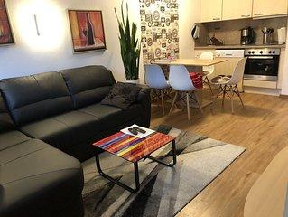 kleines zauberhaftes Apartment ,modern, kinderfreundlich, komfortabel, WLAN free