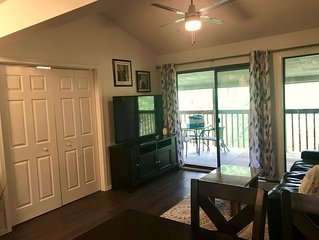 2 bedroom condo 1 mile from Silver Dollar City