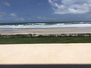 Luxury First Floor Oceanfront Condo in Exclusive Ponce Inlet
