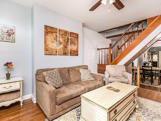 Beautiful Home Located Near Inner Harbor and Stadiums