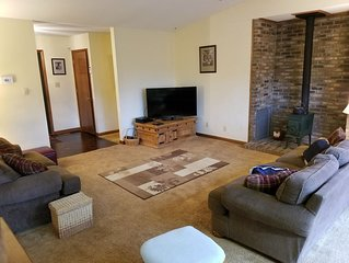 Private setting close to Clemson University