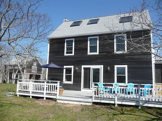 WONDERFUL PRIVATE VACATION RETREAT! CLOSE TO LONGPOINT BEACH AND BIKE TRAIL
