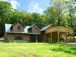 Split Lakefront Home w/Dock Slip, Hot Tub, Fire Pit, & Gazebo!