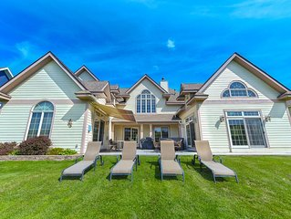 Lakefront Home in Golf Area w/Private Indoor Pool, Dock Slip, & Hot Tub!