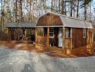 Tiny Cabin, Country Living Rentals Tanyard, LLC