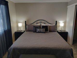 Cozy Corner Entire Home Privacy Close to Resorts