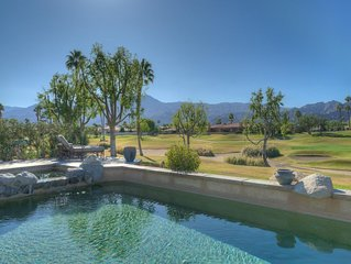 Luxury PGA West Golf Course Home with Private Pool/Spa- Stay Where the Pros Play
