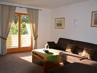 (3) Ferienwohnung, 63qm, Extra Schlafzimmer, Kuche, Balkon