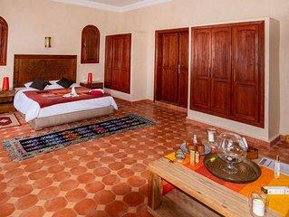 Suite TIDZI PMR au RDC d'une superbe villa tres spacieuse