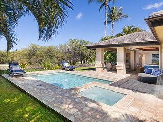 Private Villa, Golf Course Front with Private Pool and Spa!