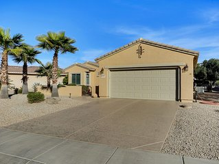 SAFE-SECURE/SPACE/ENCLOSED-FENCED-PRIVATE BACK YARD/GOLF CART/FRONT PATIO