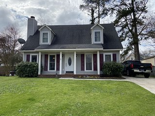 Masters Rental Close to ANGC 3 Bed 2 Bath House right off of Washington Road