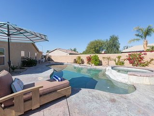 Clean Spacious 3BD+ Detached Casita with Pool Spa