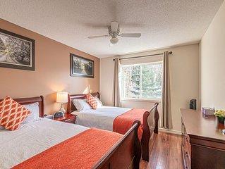 2-Storey Hotel Condo, 2 BR/1.5 Bath, A/C, Pet Friendly, New Hot Tub