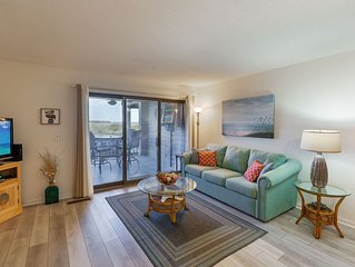 ON PELICAN BEACH! 1st Floor Villa, Pet Friendly, FREE Amenity Cards, Great Views