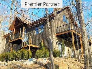 Blue Pine Lodge - Premier Partner - What a Mountain Cabin Should Be