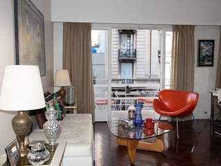 Very confortable, spacious  and stylish, a very special apartment.