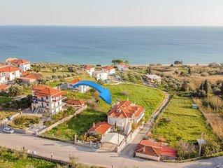 Book now!Villa Koroni, walking distance to beach!