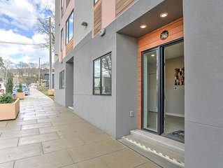 New South Slope Townhome, Private Elevator, Rooftop Terrace, City and Mtn. Views