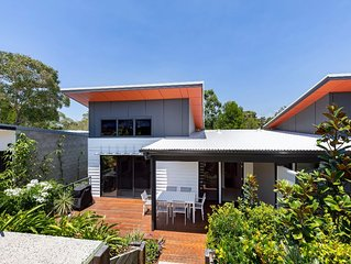 'Kauri' - spacious and bright 2 bedroom townhouse in Noosa Heads.