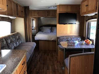 Perfect RV Glamping! Little Cozy Home in Fallbrook