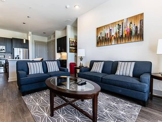 The Star - Luxury 2BR apartment at Frisco