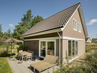 Luxus 8-Personen-Villa - Kijkduin im Ferienpark Landal Strand Resort Ouddorp Dui