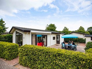 Comfortable detached 5 persons holiday home located by the Noordwijk dunes