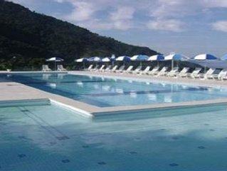 Resort com total infraestrutura na baía de Angra dos Reis a 15 min Ilha Grande