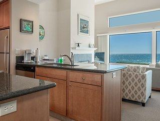 Beautiful Beach Condo on the Monterey Bay - Gorgeous Ocean Views